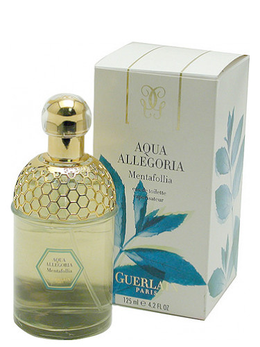 aqua allegoria mentafollia guerlain perfume a fragrance for women and men 2004. Black Bedroom Furniture Sets. Home Design Ideas