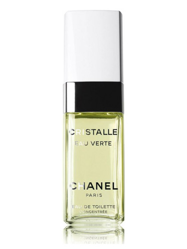 Cristalle Eau Verte Chanel perfume - a fragrance for women 2009