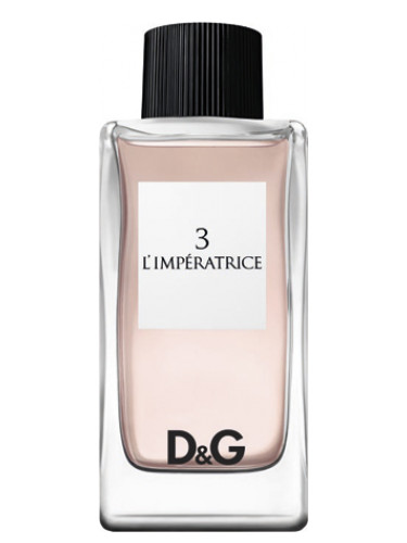 d g anthology l 39 imperatrice 3 dolce gabbana perfume una. Black Bedroom Furniture Sets. Home Design Ideas