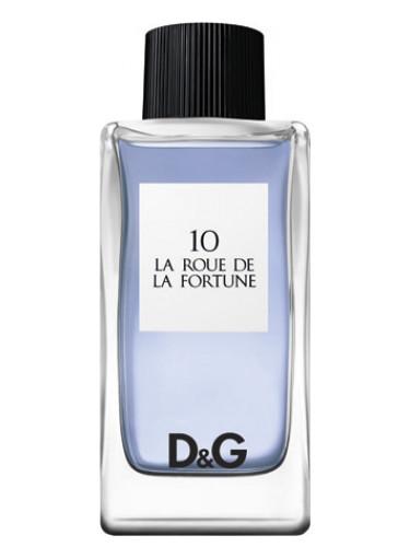 d g anthology la roue de la fortune 10 dolce gabbana perfume a fragrance for women 2009. Black Bedroom Furniture Sets. Home Design Ideas