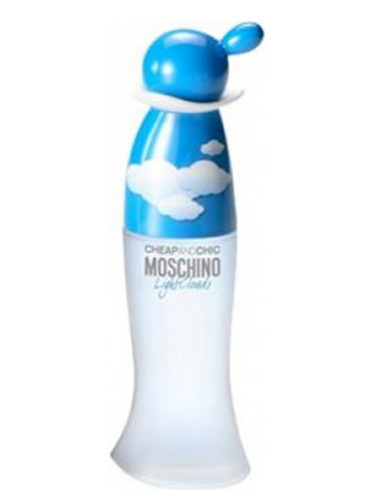 Cheap Amp Chic Light Clouds Moschino Perfume A Fragrance