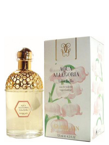 aqua allegoria lilia bella guerlain perfume a fragrance for women 2001. Black Bedroom Furniture Sets. Home Design Ideas