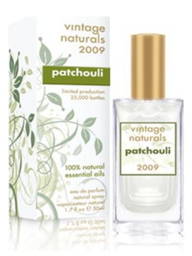 Vintage Naturals 2009 Patchouli