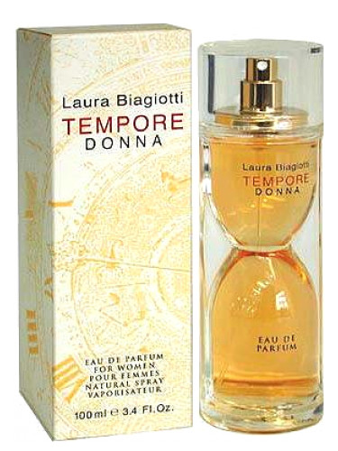 tempore donna laura biagiotti perfume a fragrance for. Black Bedroom Furniture Sets. Home Design Ideas