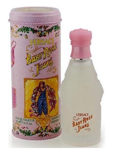 Baby Rose Jeans Versace Parfum Un Parfum De Dama 1995