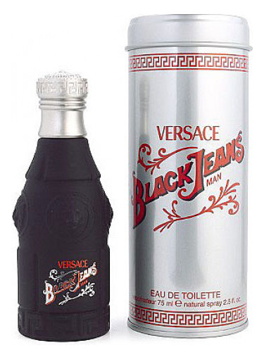 Black Jeans Versace cologne - a fragrance for men 1997