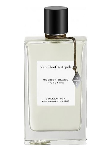 collection extraordinaire muguet blanc van cleef arpels perfume a fragrance for women 2009. Black Bedroom Furniture Sets. Home Design Ideas