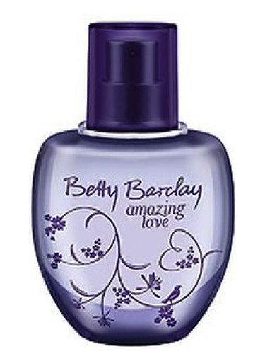 amazing love betty barclay perfume a fragrance for women 2009. Black Bedroom Furniture Sets. Home Design Ideas