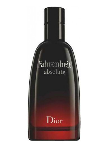Fahrenheit Absolute Christian Dior cologne - a fragrance ...