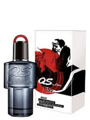 qs by s oliver male s oliver cologne a fragrance for men 2009. Black Bedroom Furniture Sets. Home Design Ideas