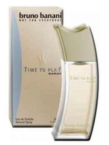 time to play women bruno banani parfum ein es parfum f r frauen 2002. Black Bedroom Furniture Sets. Home Design Ideas