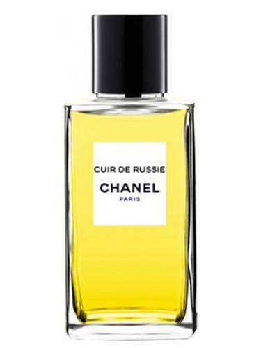 Célèbre Les Exclusifs de Chanel Cuir de Russie Chanel perfume - a  AJ78