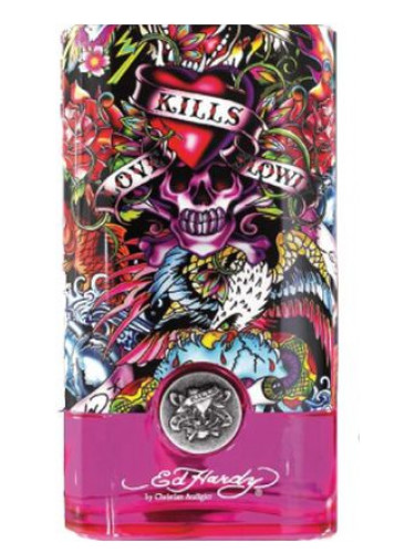 ed hardy hearts daggers for her christian audigier. Black Bedroom Furniture Sets. Home Design Ideas