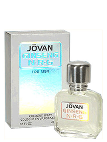 Ginseng NRG Jovan for men