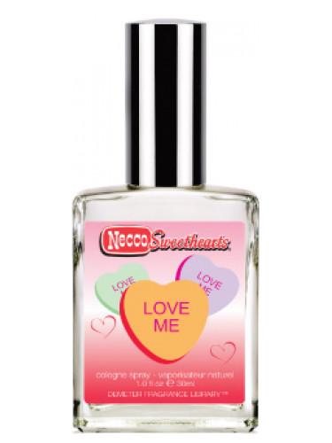 Necco Sweethearts Love Me