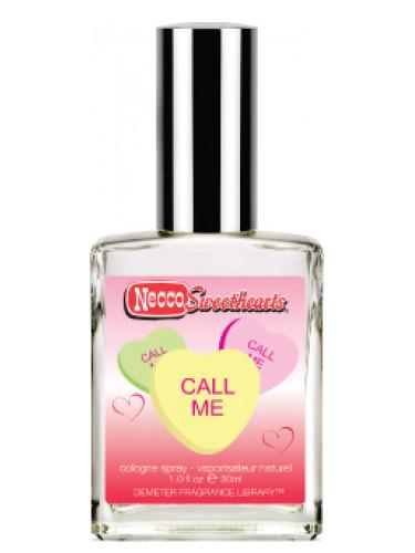 Necco Sweethearts Call Me