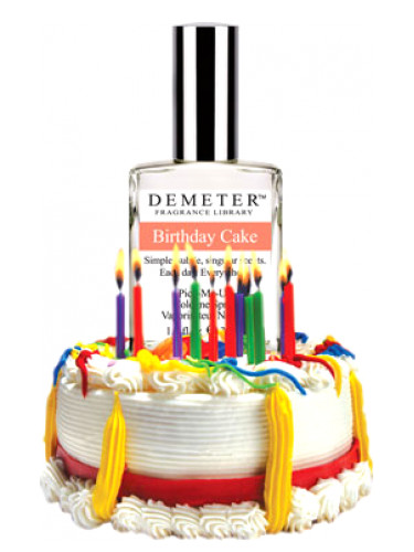 Birthday Cake Demeter Fragrance perfume a fragrance for women