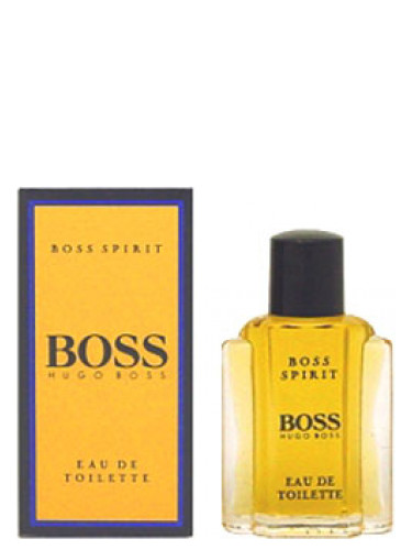 boss spirit hugo boss cologne ein es parfum f r m nner 1989. Black Bedroom Furniture Sets. Home Design Ideas