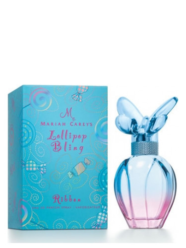 Lollipop bling ribbon mariah carey perfume a fragrance for Mariah carey perfume