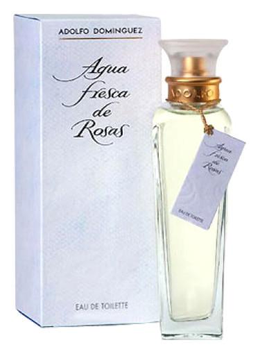 Agua Fresca de Rosas