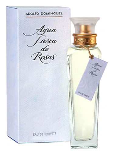 agua de perfume