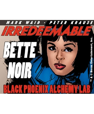 Bette Noir Black Phoenix Alchemy Lab de dama