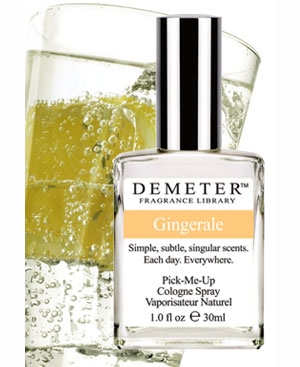 Gingerale Demeter Fragrance for women and men