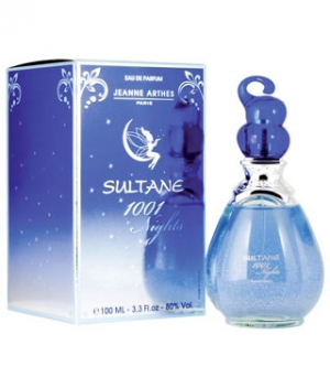 Sultane 1001 Nights Jeanne Arthes for women
