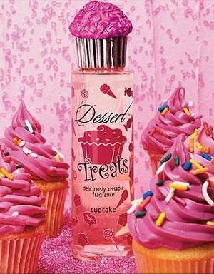 Dessert Treats Cupcake Jessica Simpson de dama