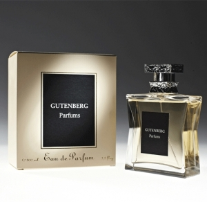 Gutenberg Limited Gutenberg Parfums for men