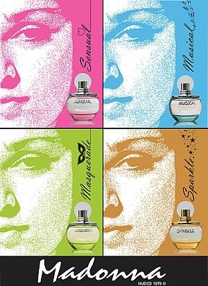 Sparkle Madonna Nudes 1979 для женщин