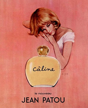 Caline Jean Patou de dama