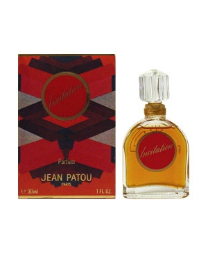 Invitation Jean Patou perfume - a fragrance for women 1932
