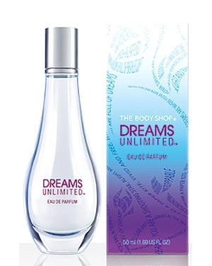 Dreams Unlimited The Body Shop para Mujeres