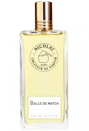 Balle de Match Nicolai Parfumeur Createur pour homme
