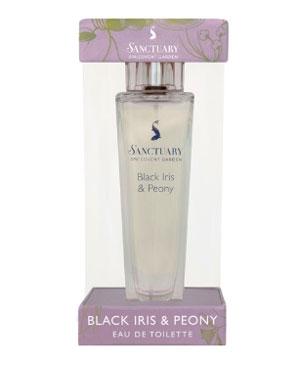 Black Iris & Peony Sanctuary para Mujeres