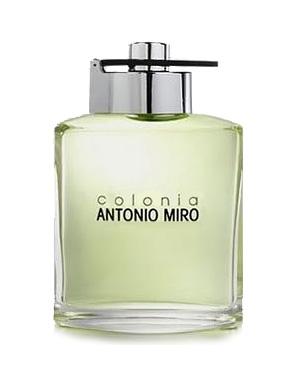 Colonia Antonio Miro pour homme et femme