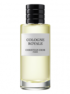 La Collection Couturier Parfumeur Cologne Royale Christian Dior Compartilhável