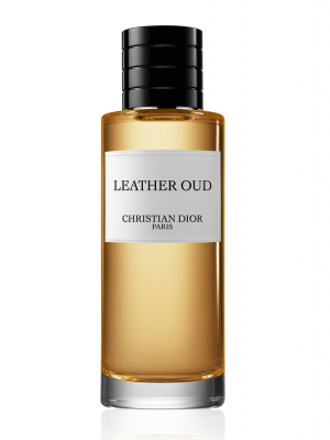 La Collection Couturier Parfumeur Leather Oud Christian Dior pour homme