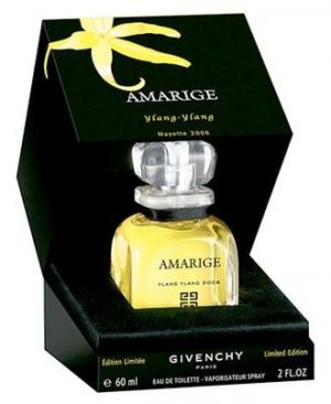 Amarige Ylang-Ylang de Mayotte  2006 Givenchy Feminino