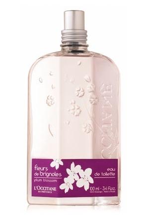 Fleurs de Brignoles (Plum Blossom) L`Occitane en Provence для женщин