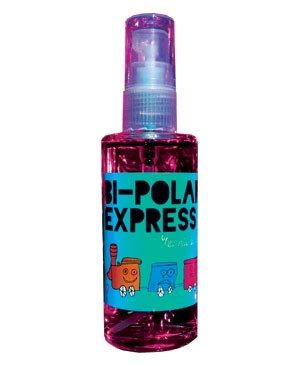 The Bi-Polar Express Smell Bent unisex