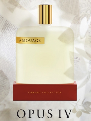The Library Collection Opus IV Amouage unisex