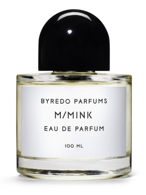 M/Mink Byredo for women and men