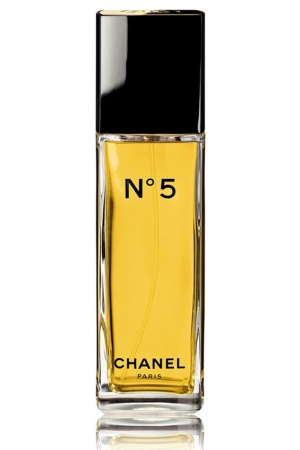 Chanel No 5 Eau de Toilette Chanel לנשים