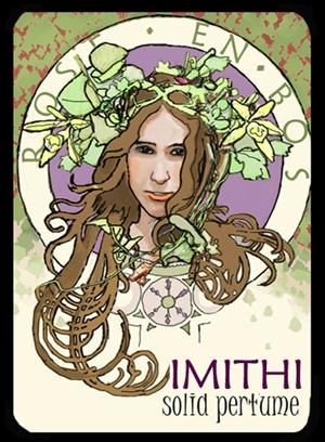Imithi Rose en Bos de dama