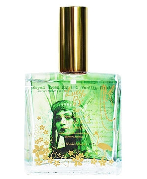 Royal Green Fig and Vanilla Woods Lucy B para Mujeres