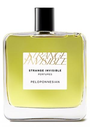 Peloponnesian Strange Invisible Perfumes unisex