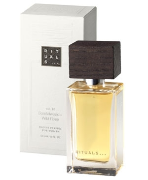 No. 18 Sandal Wood & Wild Rose Rituals de dama