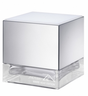 Zen for Men White Heat Edition Shiseido для мужчин